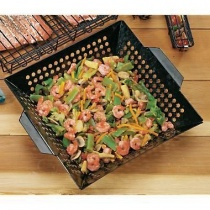 Panier grillades barbecue Electrolux