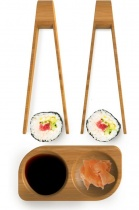SET SUSHI pebbly